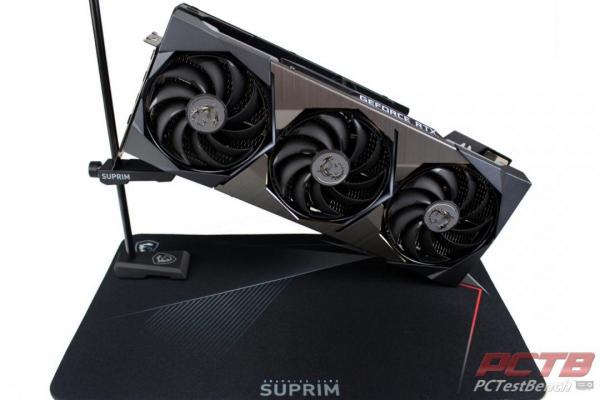 MSI GeForce RTX 3070 Ti SUPRIM X 8G Review 16