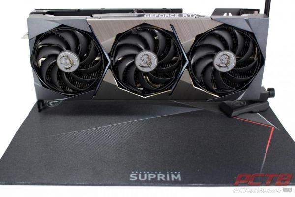 MSI GeForce RTX 3070 Ti SUPRIM X 8G Review 17