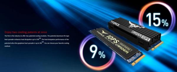 TeamGroup T-Force Cardea IOPS M.2 SSD Review 4