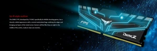 Teamgroup DARK Z FPS DDR4 Memory Review 5