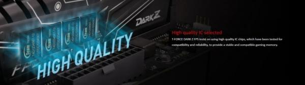 Teamgroup DARK Z FPS DDR4 Memory Review 6