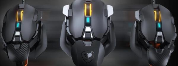 COUGAR Introduces The DUALBLADER Fully Customizable Gaming Mouse 1