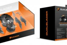 COUGAR Introduces The DUALBLADER Fully Customizable Gaming Mouse 143
