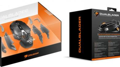 COUGAR Introduces The DUALBLADER Fully Customizable Gaming Mouse 29