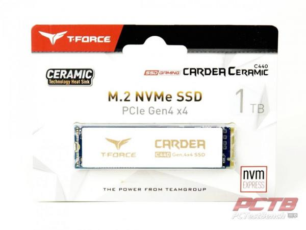 TeamGroup CARDEA Ceramic C440 M.2 SSD Review 1