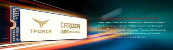 TeamGroup CARDEA Ceramic C440 M.2 SSD Review 4