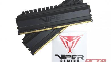 Viper Blackout DDR4 16GB 4133MHz Memory Kit Review 32