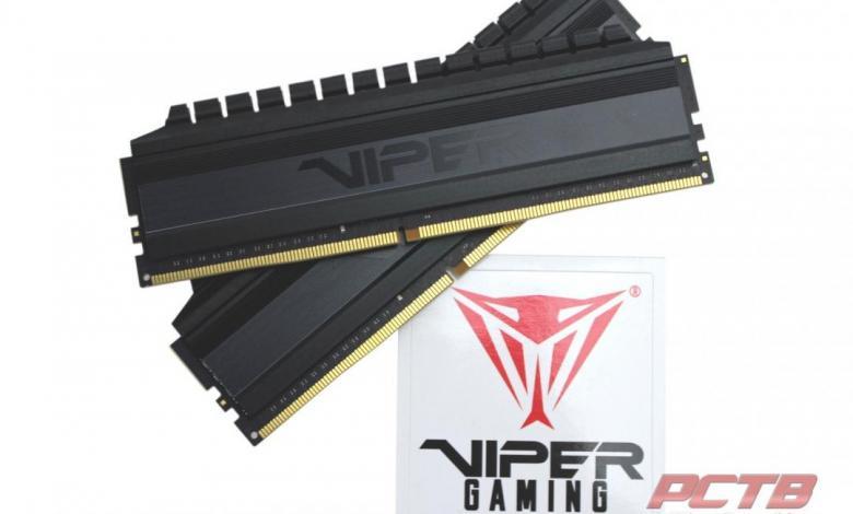 Viper Blackout DDR4 16GB 4133MHz Memory Kit Review 22