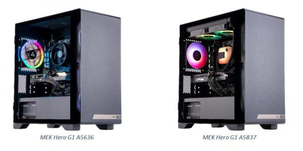 ZOTAC Launches MEK HERO High-performance Gaming Desktop Series 2