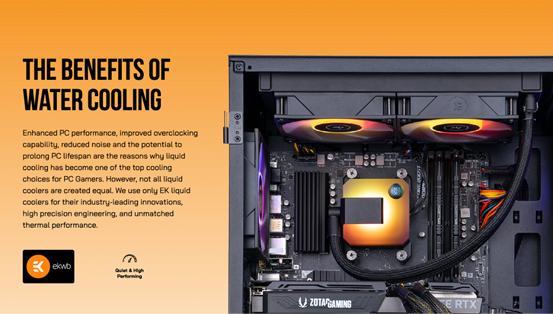 ZOTAC Launches MEK HERO High-performance Gaming Desktop Series 5