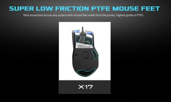 EVGA X17 8000Hz Gaming Mouse Review 7