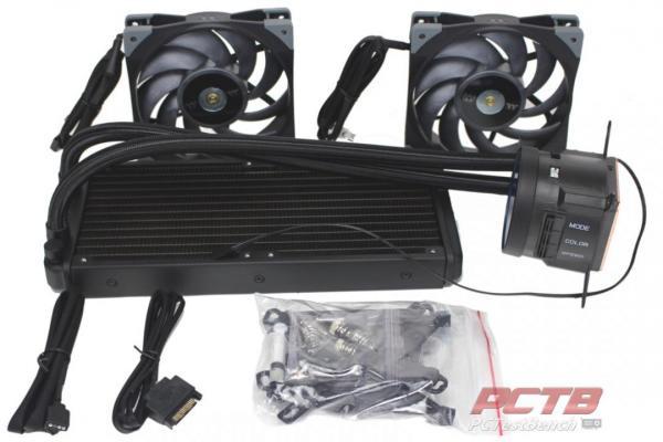 Thermaltake TOUGHLIQUID 240 ARGB Sync AiO Liquid Cooler Review 5