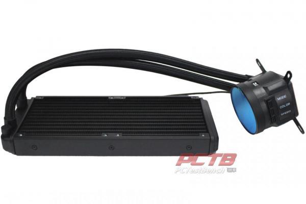 Thermaltake TOUGHLIQUID 240 ARGB Sync AiO Liquid Cooler Review 8