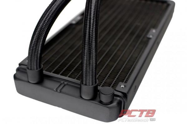 Thermaltake TOUGHLIQUID 240 ARGB Sync AiO Liquid Cooler Review 9