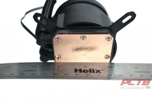 Thermaltake TOUGHLIQUID 240 ARGB Sync AiO Liquid Cooler Review 12