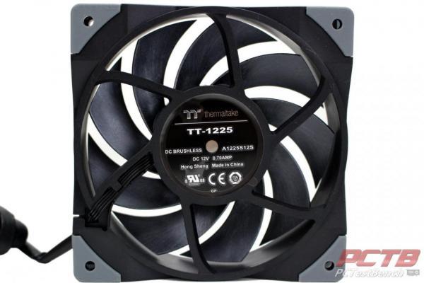 Thermaltake TOUGHLIQUID 240 ARGB Sync AiO Liquid Cooler Review 19