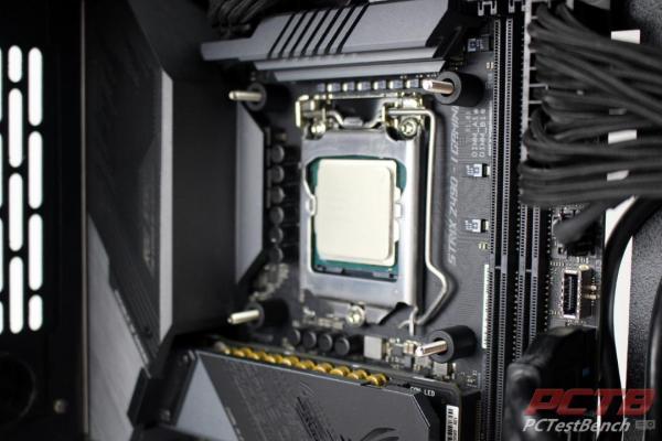 Thermaltake TOUGHLIQUID 240 ARGB Sync AiO Liquid Cooler Review 7