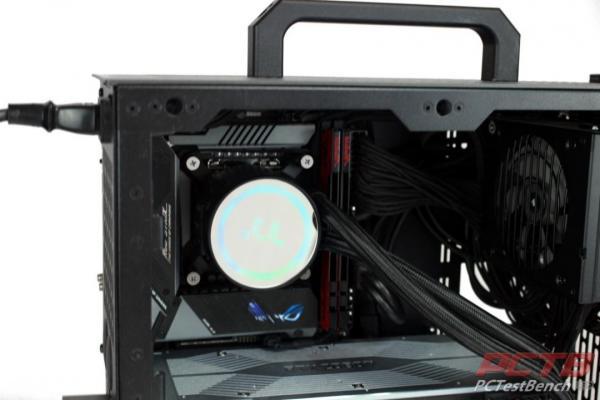 Thermaltake TOUGHLIQUID 240 ARGB Sync AiO Liquid Cooler Review 14
