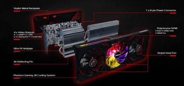 ASRock RX 6600 XT Phantom Gaming D 8GB OC Review 1
