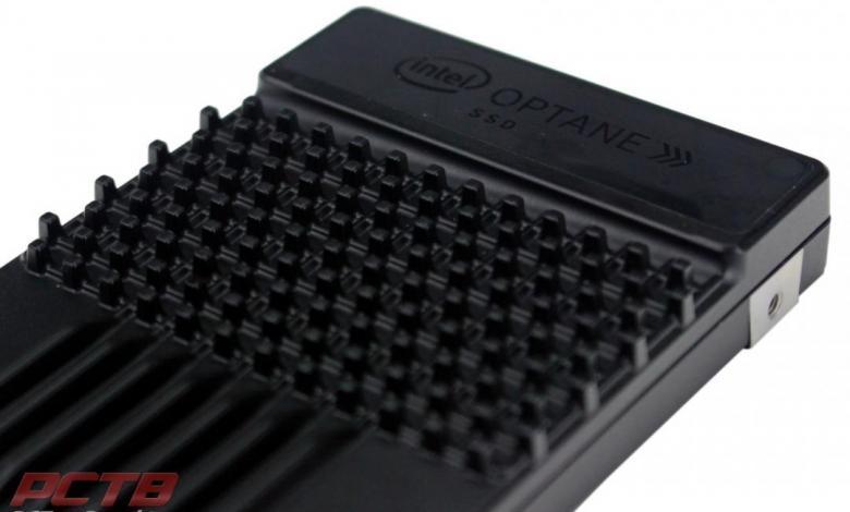 Intel Optane SSD DC P5800X 800GB SSD Review 5