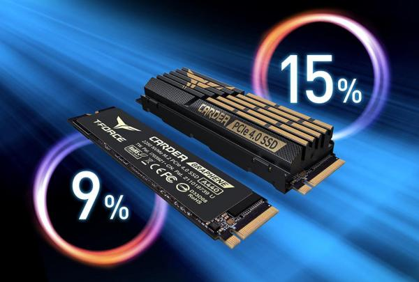TeamGroup TForce Cardea A440 PCIe 4.0 M.2 SSD Review 3