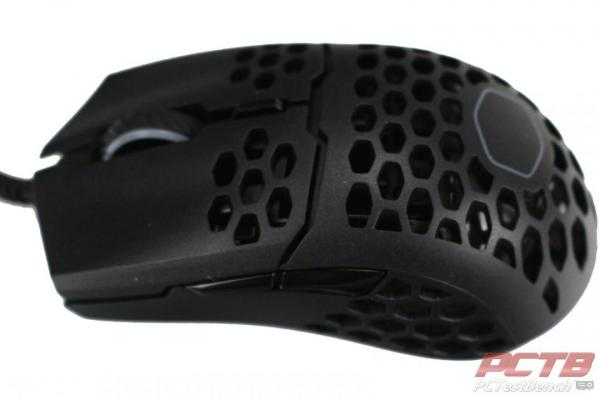 Cooler Master MM711 Lightweight Gaming Mouse Review 6