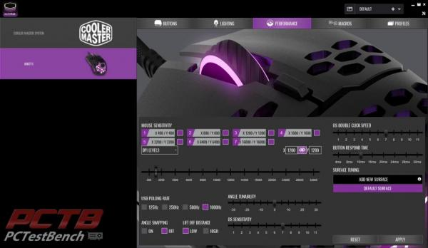 Cooler Master MM711 Lightweight Gaming Mouse Review 7