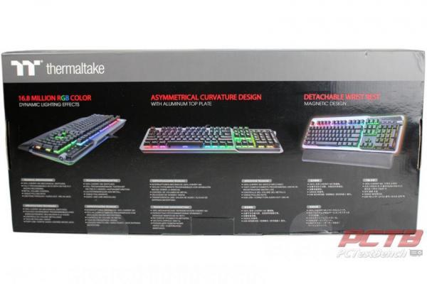 Thermaltake ARGENT K5 RGB Gaming Keyboard Review 2