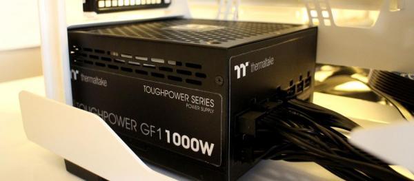 Thermaltake Toughpower GF1 1000W TT Premium Edition PSU Review 1
